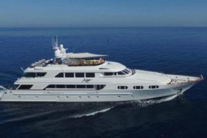 motor yachts caribbean opi attitude