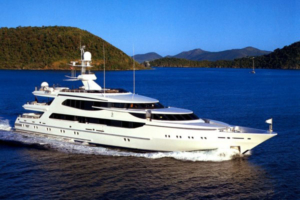 motor yachts caribbean opi lazy z