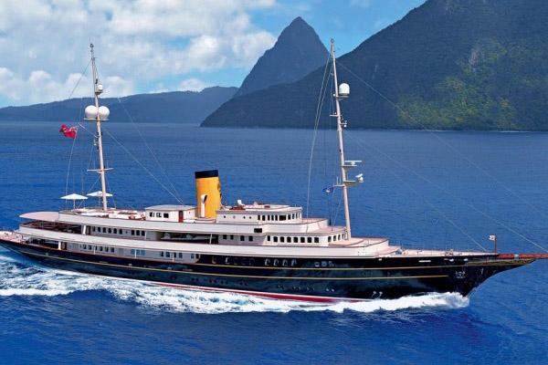 motor yachts caribbean opi nero