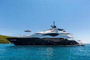 motor yachts caribbean opi take 5