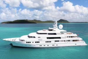 motor yachts med opi titania