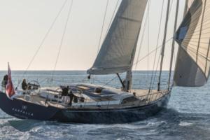 sailing yachts med farfalla