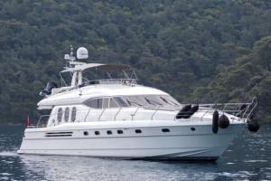 motor yachts med opi SAYB
