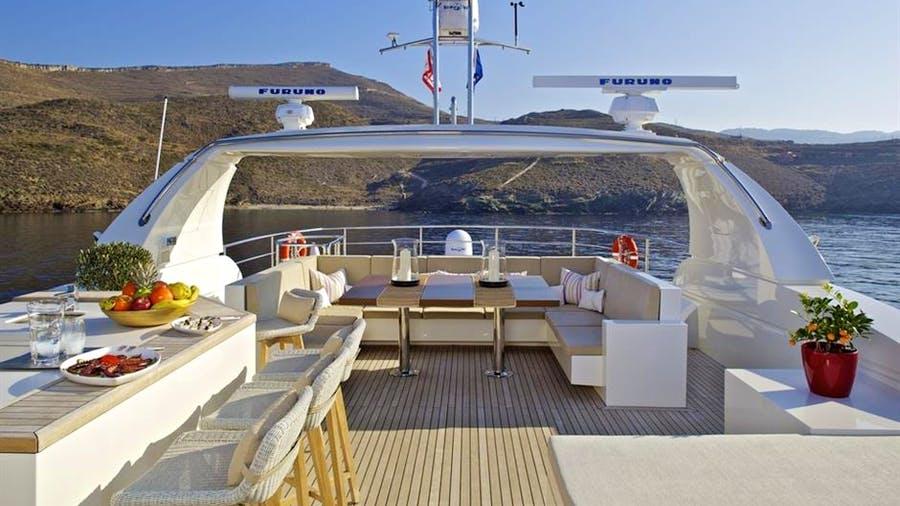 motor yachts med opi sanjana