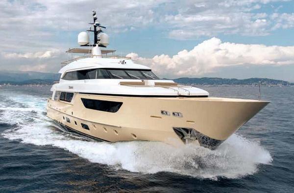 motor yachts med opi Souraya