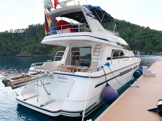 motor yachts med opi boromir
